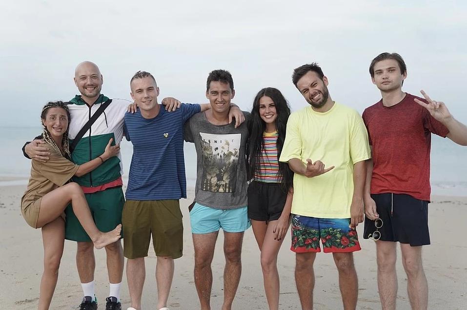 Участники шоу «Остров героев»: кто они и чем занимаются
