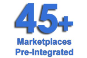 45+ Marketplaces Unicommerce