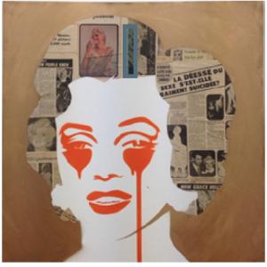 Visual Artwork: Arthur Miller's Nightmare by artist and creator Pure Evil