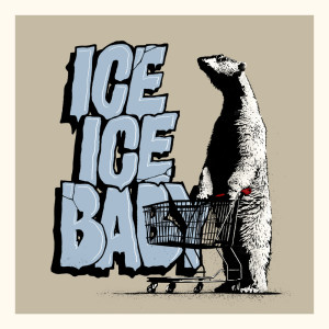 Visual Artwork: ICE ICE BABY by artist and creator Pøbel