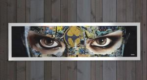 Visual Artwork: La Cage quand le vent se met à tourner by artist and creator Sandra Chevrier