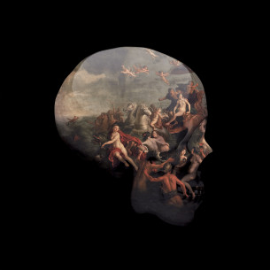 Visual Artwork: Darkness Of Life Is Living Death by artist and creator Magnus Gjoen