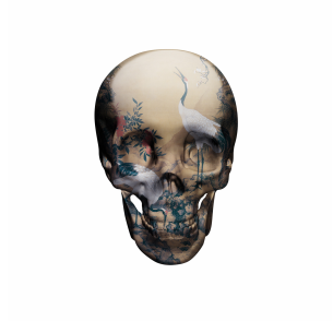 Visual Artwork: You Only Die Once by artist and creator Magnus Gjoen