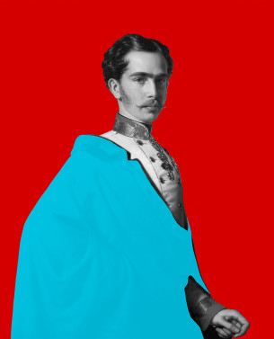 Visual Artwork: A Little Gentleman Of Nothing by artist and creator Magnus Gjoen