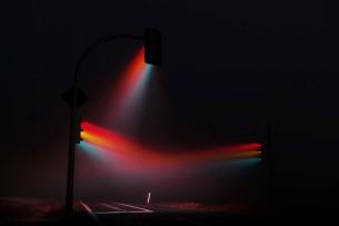 Visual Artwork: Traffic Lights by artist and creator Lucas Zimmermann