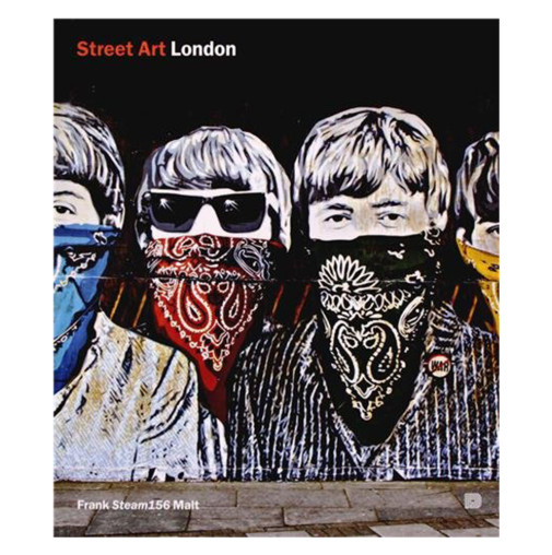 Visual Artwork: Street Art London by artist and creator Book