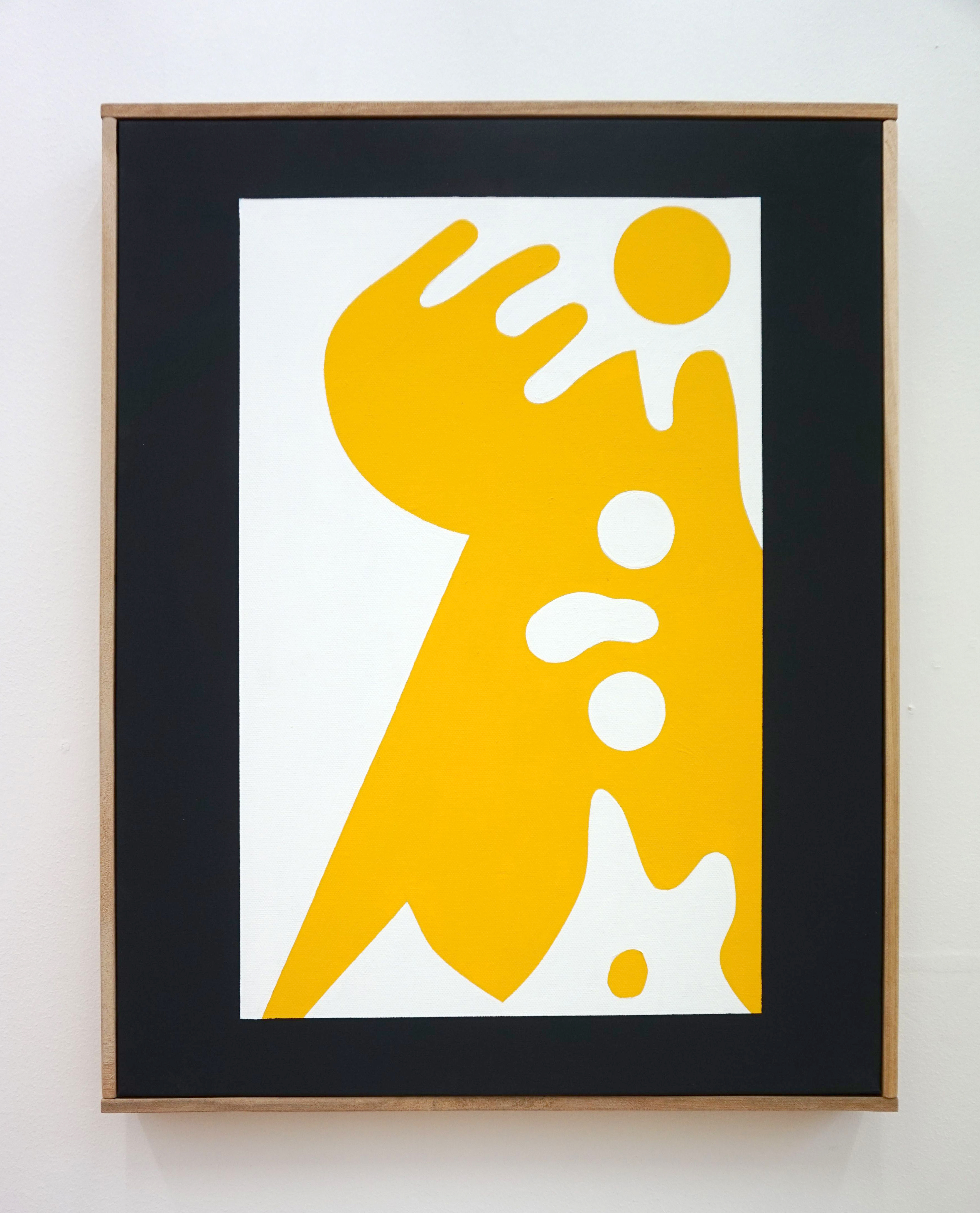 Visual Artwork: Lemon by artist and creator Robbie Simon