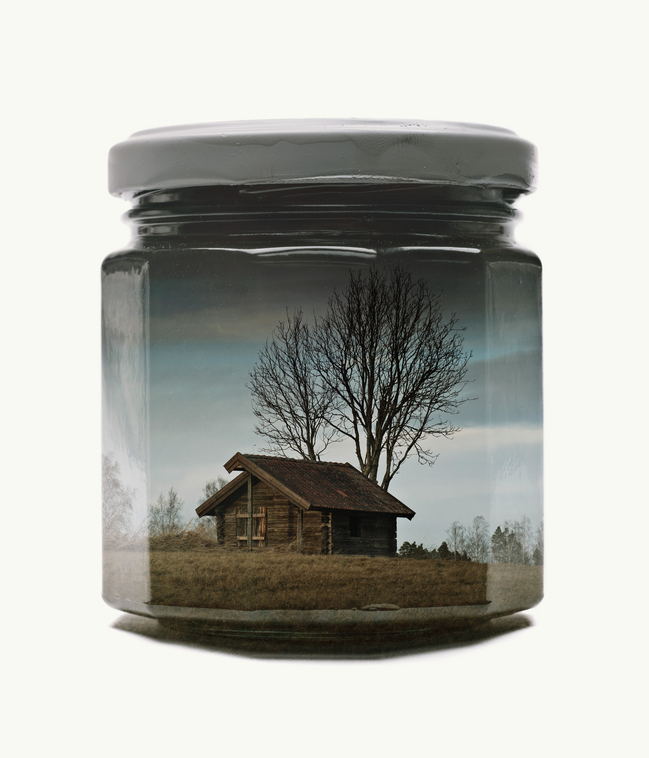 Visual Artwork: Jarred Lone House (Medium) by artist and creator Christoffer Relander
