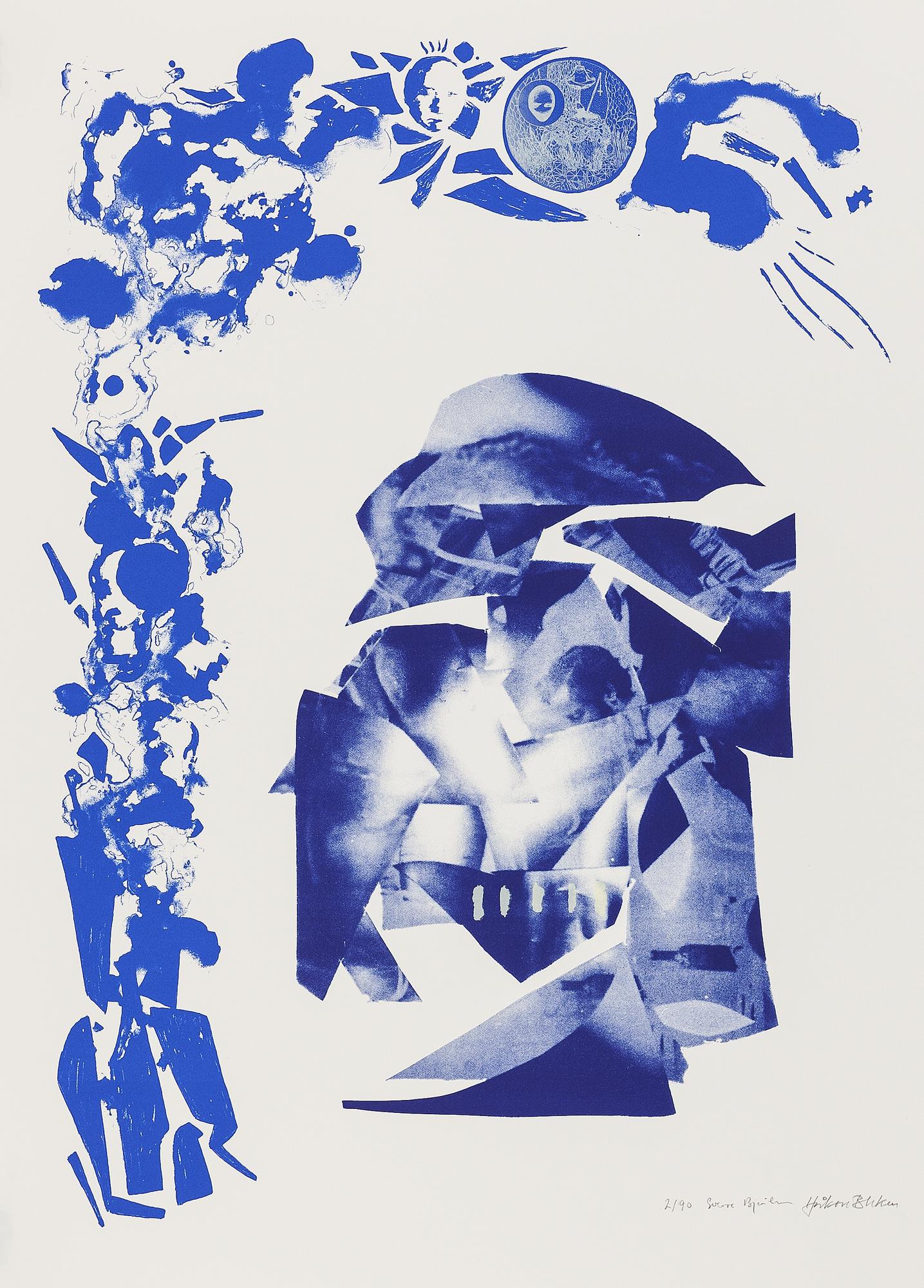 Visual Artwork: Untitled I ( Bjertnes/Bleken ) by artist and creator Sverre Bjertnes/Håkon Bleken