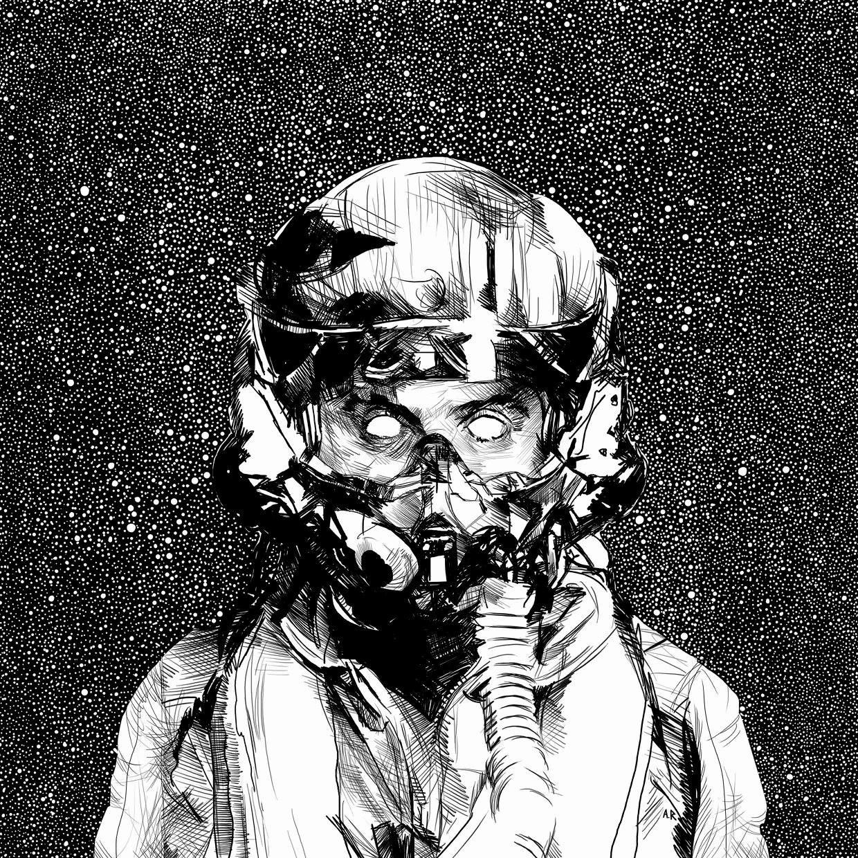 Visual Artwork: Pilot by artist and creator Anders Røkkum