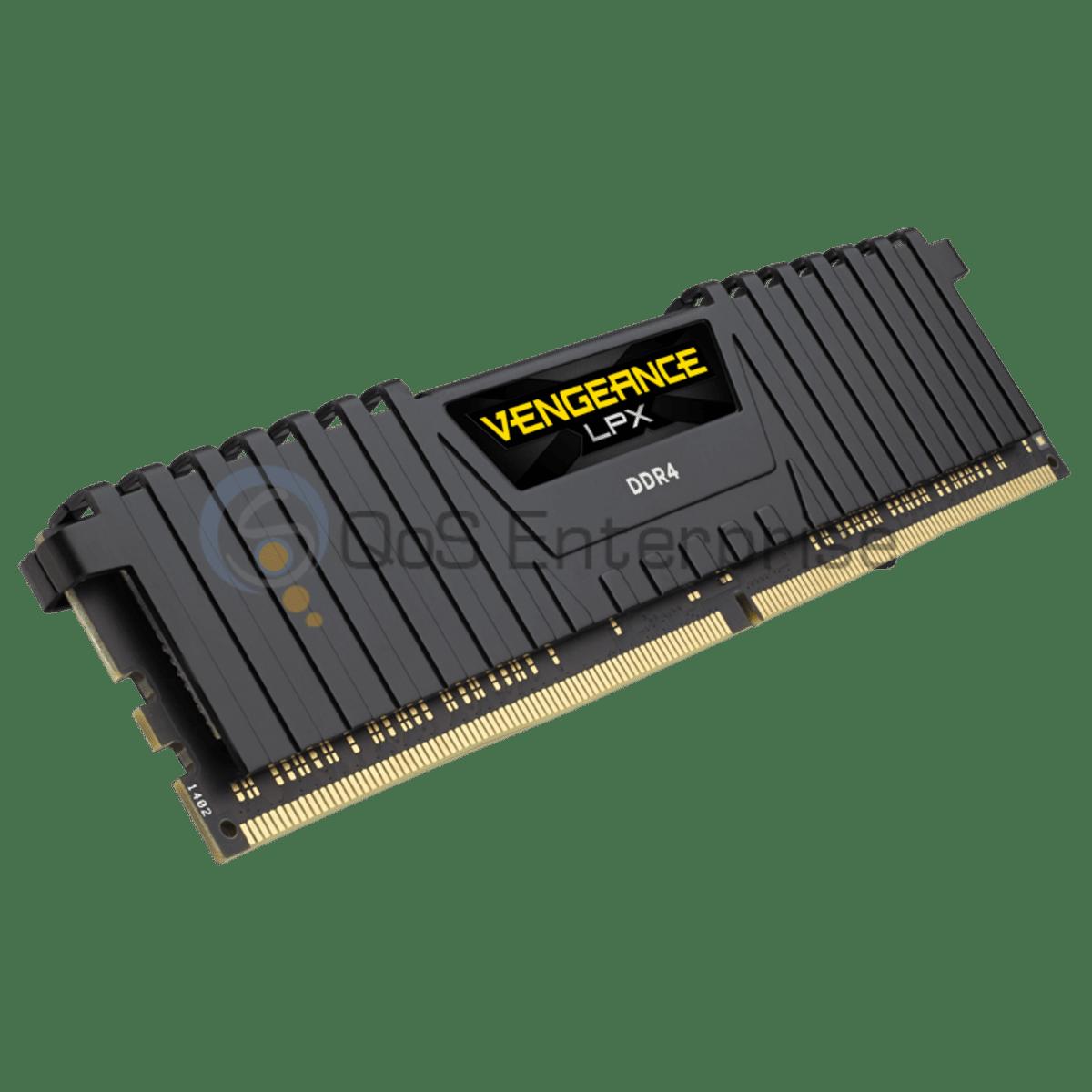 Corsair Vengeance LPX 8GB DDR4 DRAM 2400MHz Ram