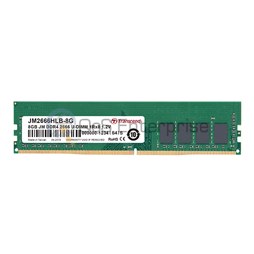 Transcend DDR4 04GB 2666MHz
