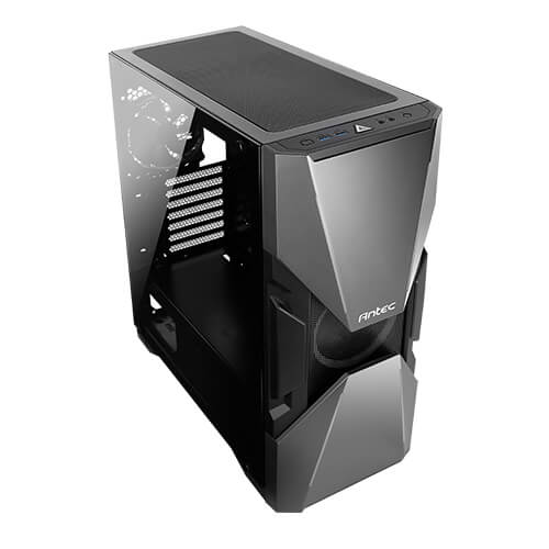Antec DA601 Mid-Tower Gaming Case