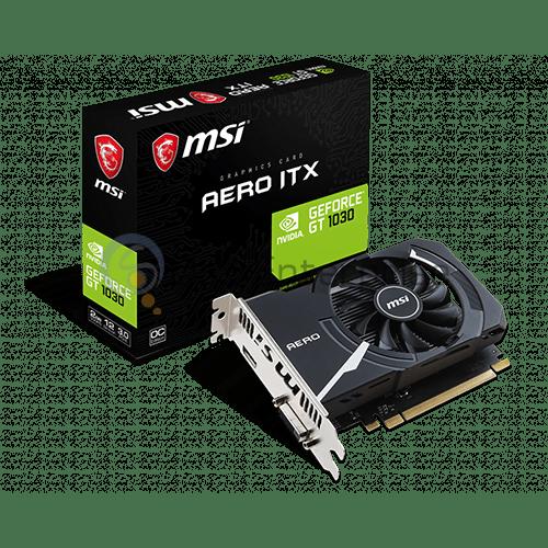 GT 1030 AERO ITX
