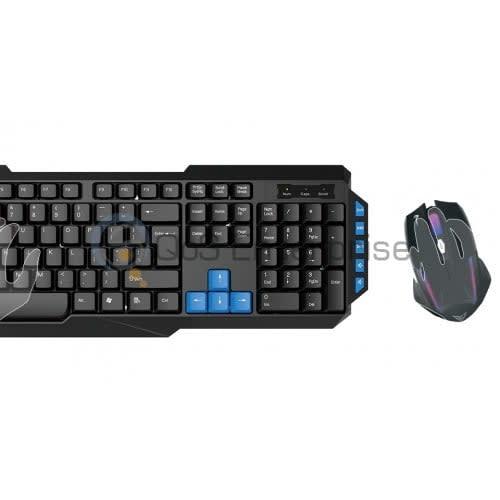 Gamdias POSEIDON E1 COMBO Keyboard