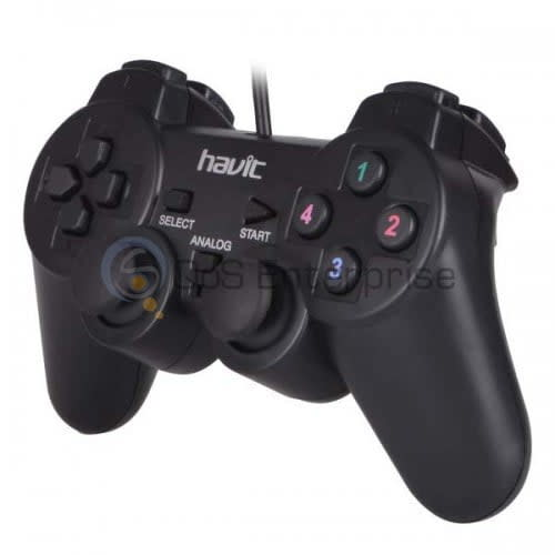 Havit HV-G69 USB with Vibration Gamepad