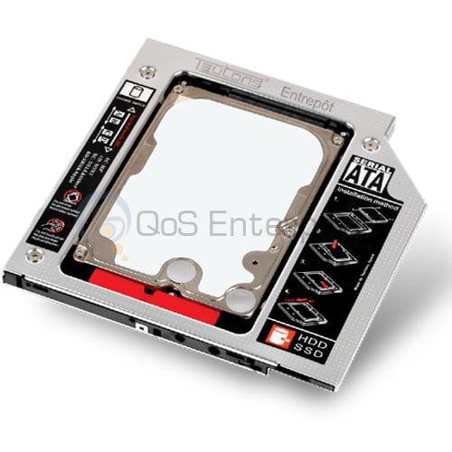 Teutons Caddy SATA SSD HDD Drive Enclosures