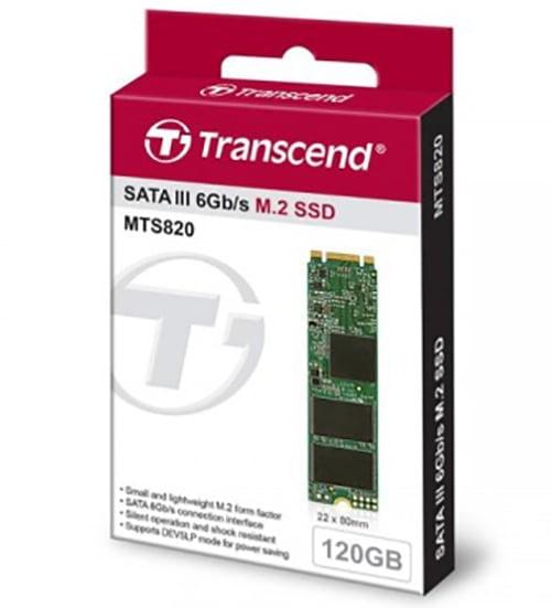 TRANSCEND M.2 SSD 120GB