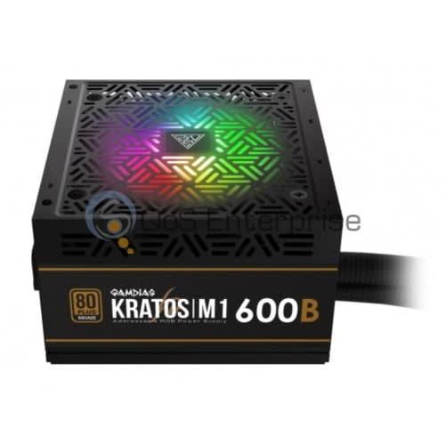 Gamdias Kratos M1-600B 600