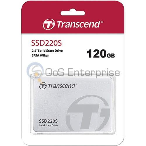TRANSCEND SSD 120GB