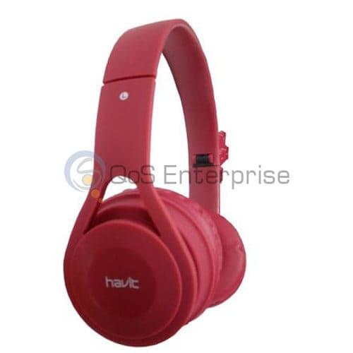 HAVIT headphone H2262d Red
