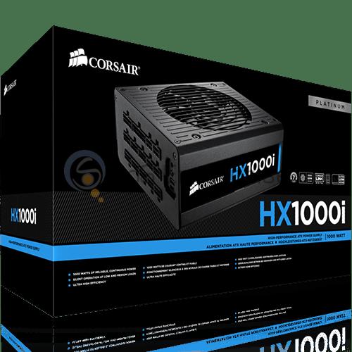 CORSAIR HX1000I HP ATX