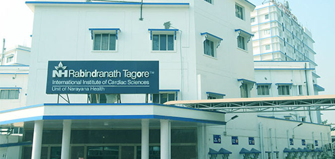 Rabindranath Tagore International Institute of Cardiac Sciences