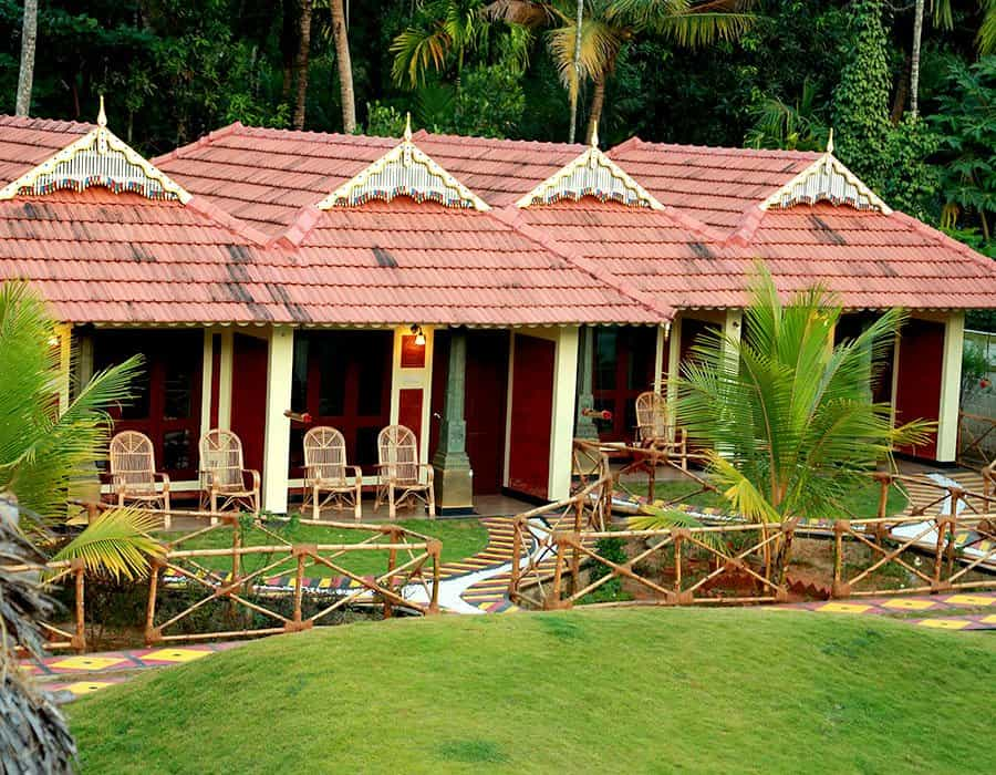 Deepanjali Ayurvedic Yoga Retreat Thrissur Kerala