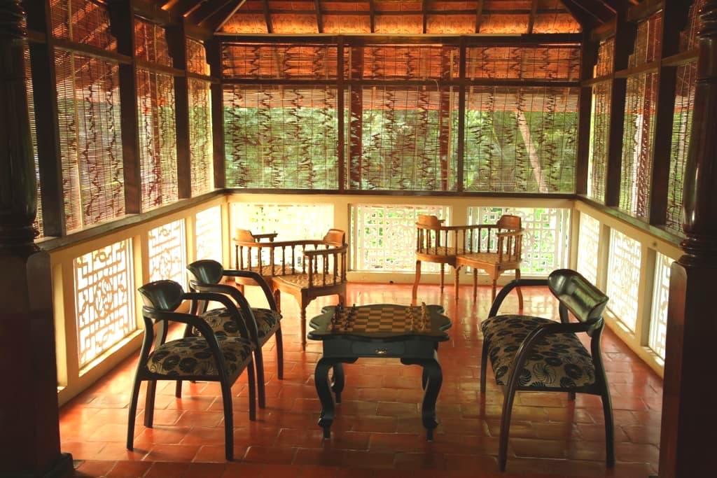 Niramayam Heritage Ayurveda Retreat Kerala
