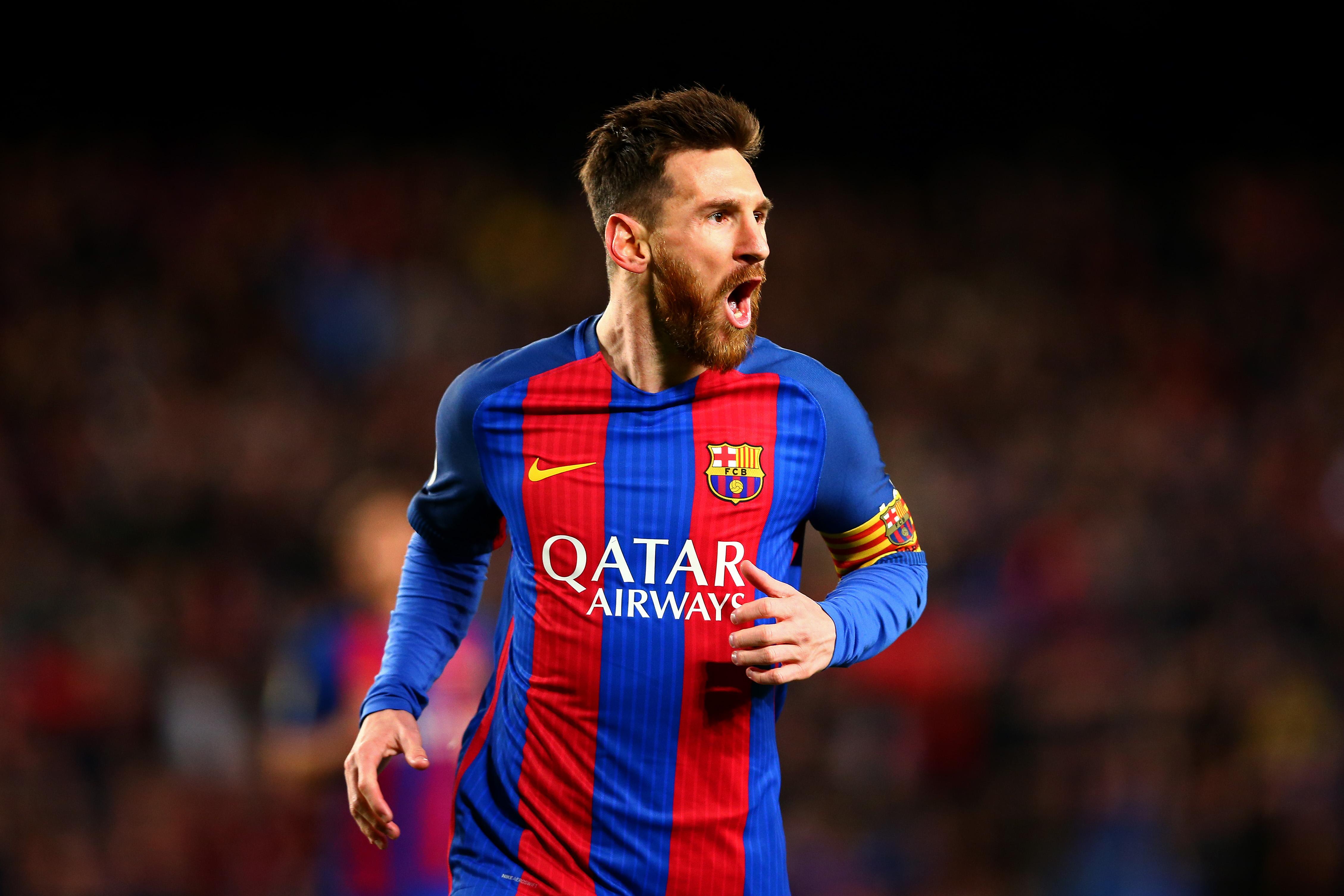 «Барселона» потратила 1,3 млн долларов на критику Лионеля Месси в соцсетях