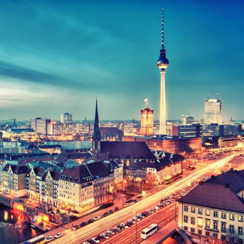 Список документов на визу в Германию