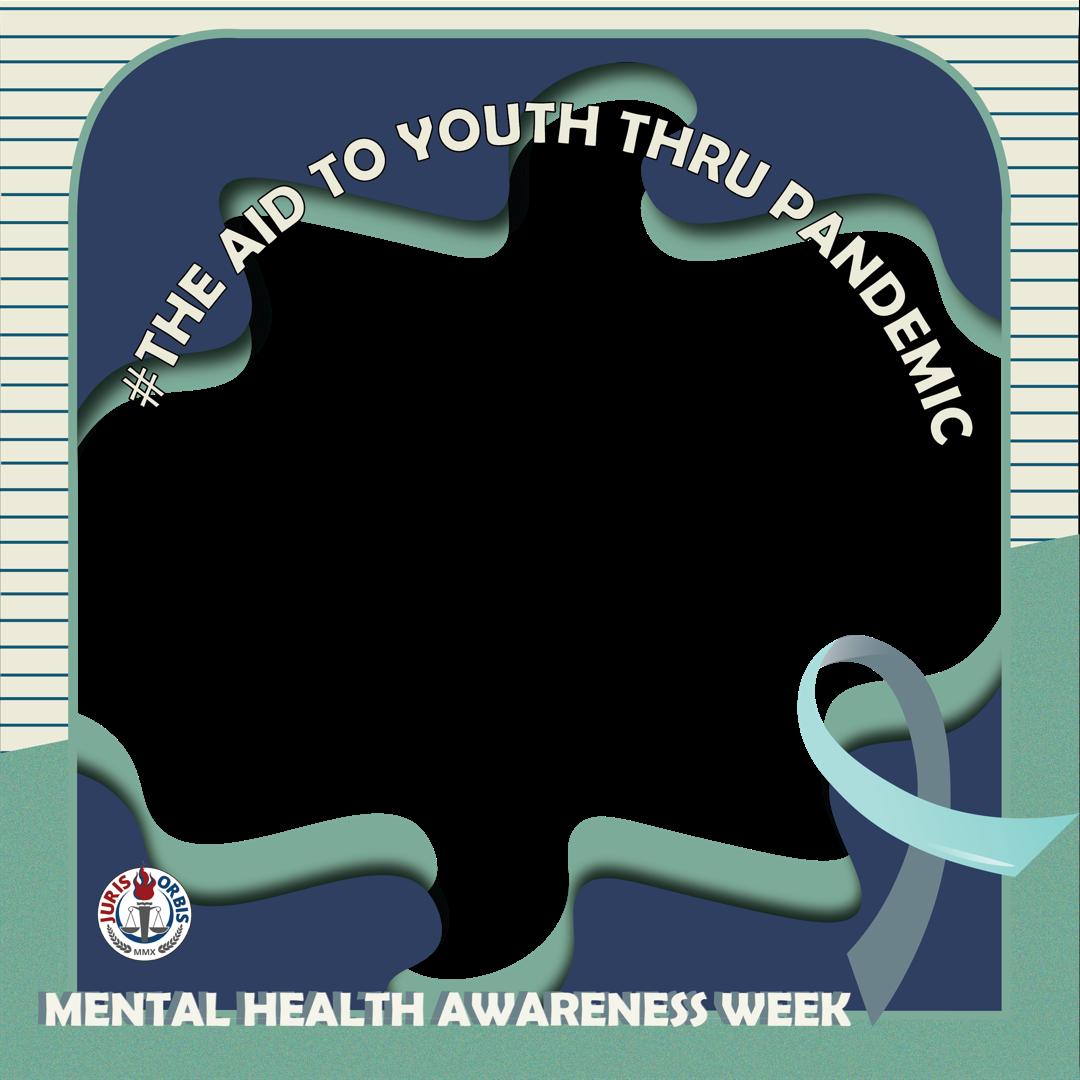 Free Download Mental Health Awareness Week: The Aid To Youth Thru Pandemic Tahun 2021 buatan Raemxx
