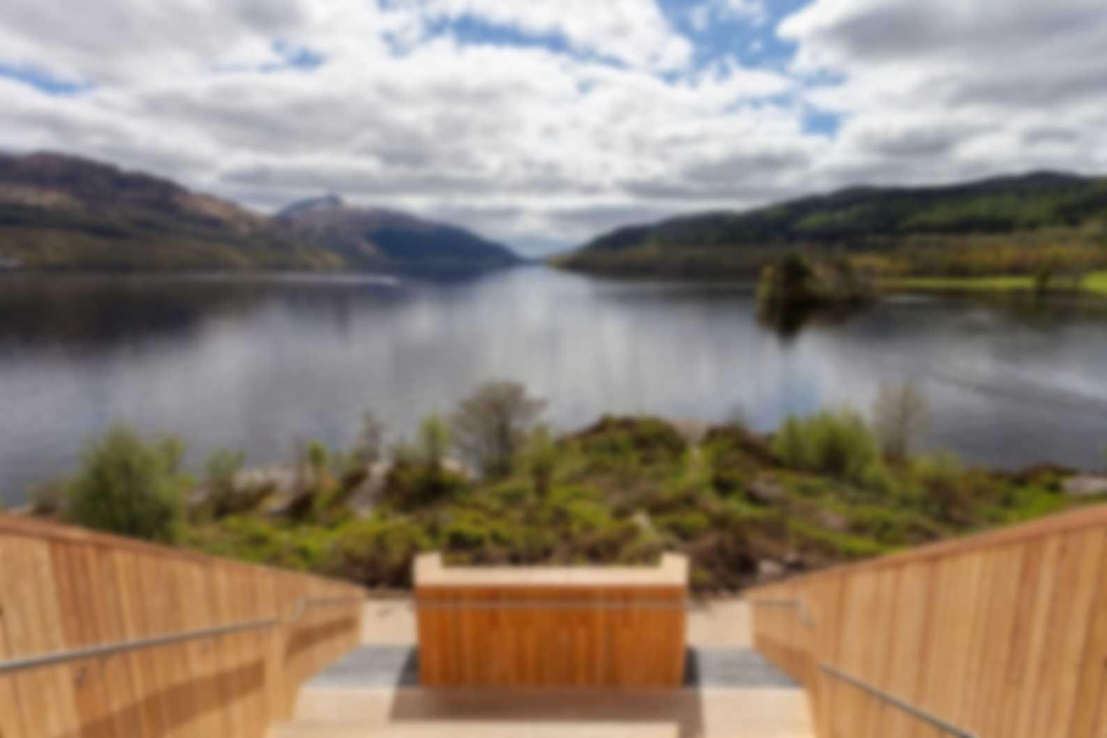 loch retreats uk