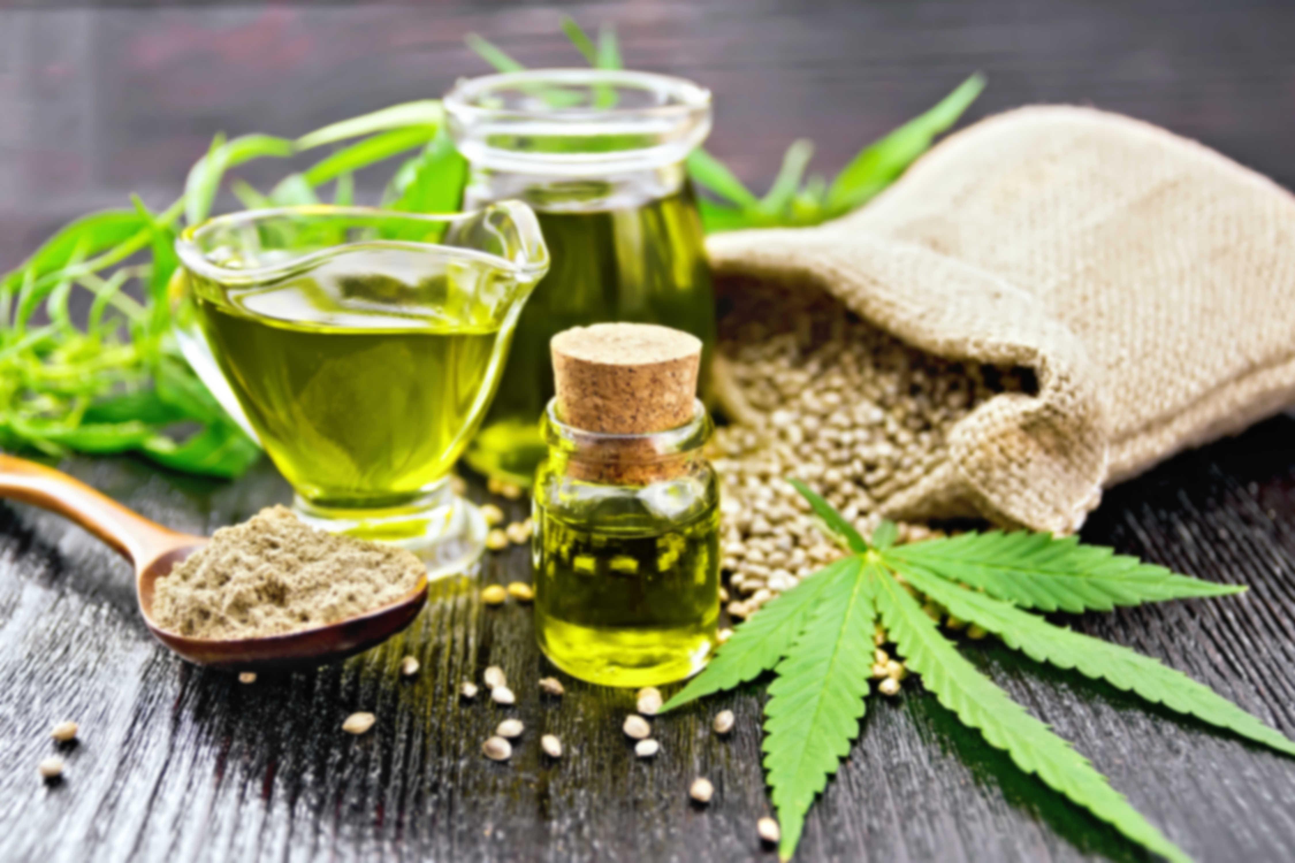 Dermactiva cannabis sativa seed