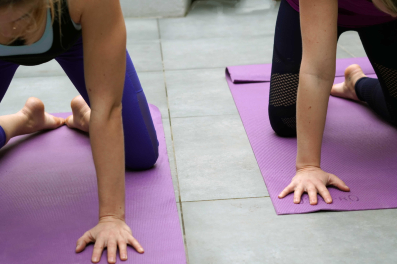 relaxing yoga for chronic pain