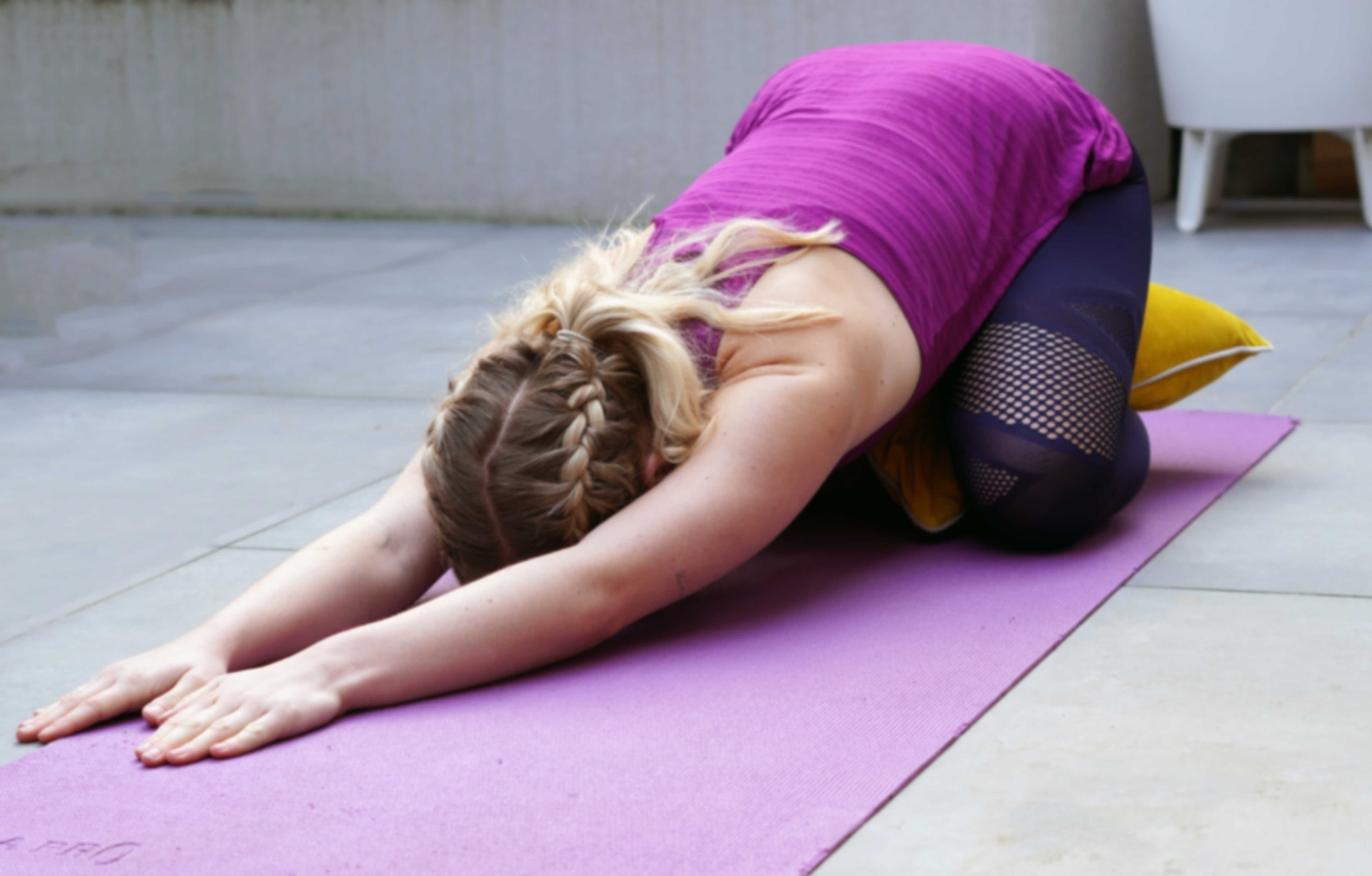 yoga helps sore muscles