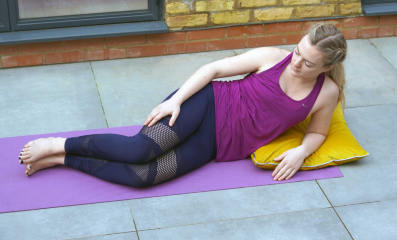 careful poses to avoid injury