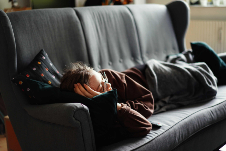 Sleeping leg cramp