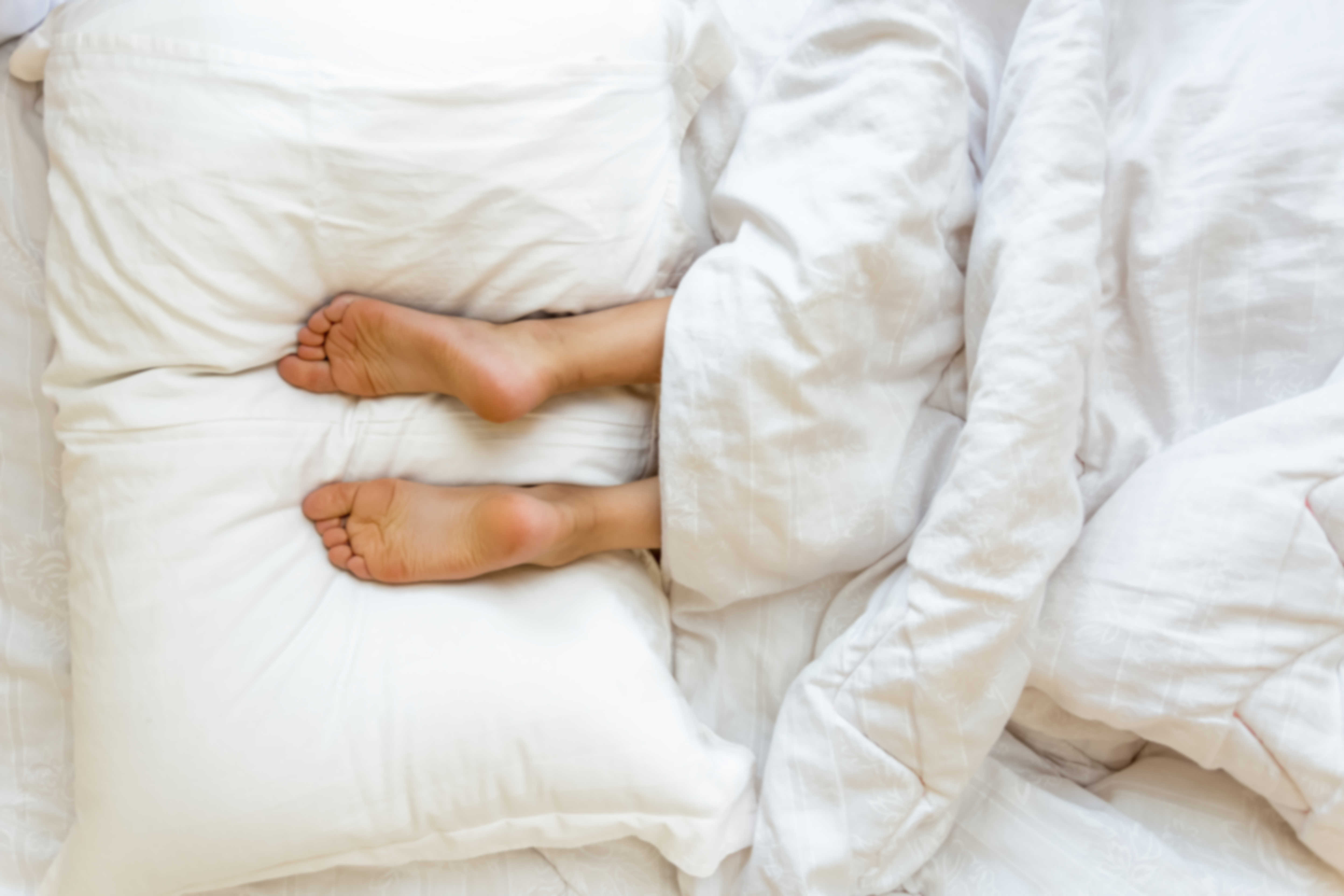 Restless legs and nocturnal cramps