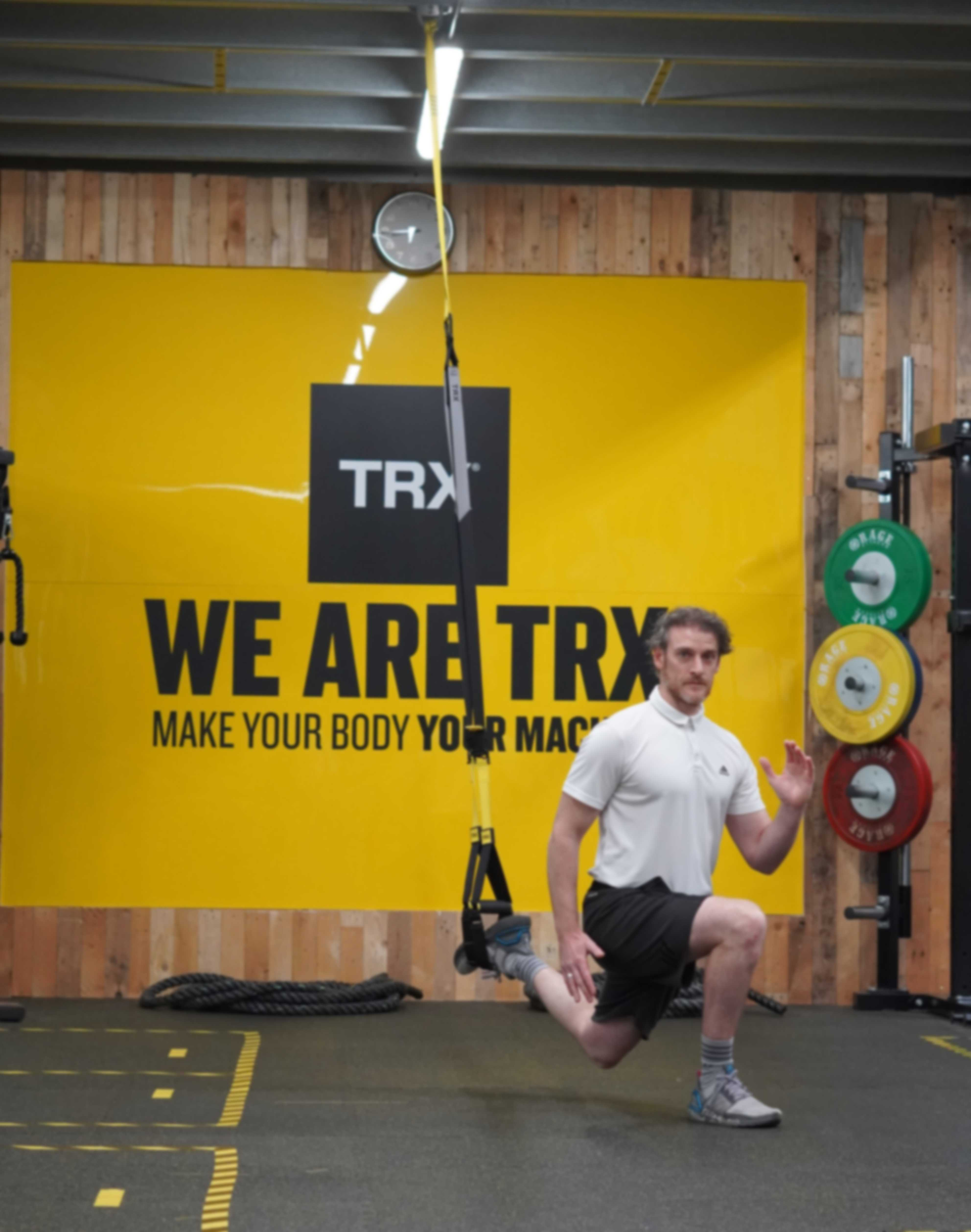Leon Wormley and Functional Fitness