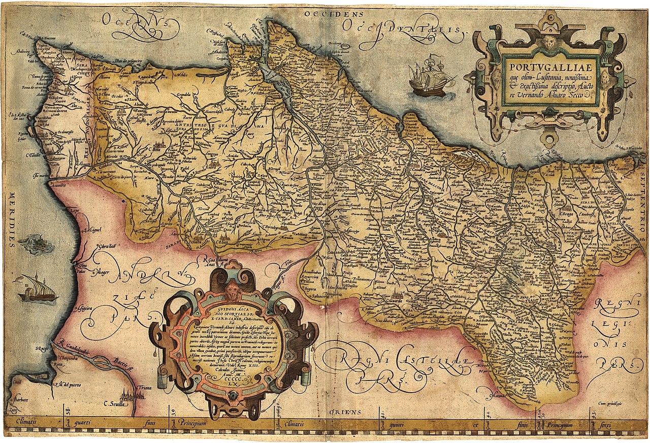 Kingdom of Portugal and Algarve https://commons.wikimedia.org/wiki/User:Jose_Manuel