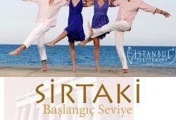 Sirtaki Kursu, dünyaca ünlü Yunan Dansı olarak bilinmektedir. Ülkemizde de oldukça popüler olan sirtaki dansı, dans ederken eğleneceğiniz dans çeşididir. İstanbul Performans'ın profesyonel eğitmenleri kurs boyunca katılımcılara rehberlik edecektir.  1 Ay boyunca her hafta katılabileceğiniz Sirtaki Kursu, yaş ve seviye farketmeksizin her dans severin katılabileceği kurs programıdır. Başlangıç seviyesinden ileri seviyeye kadar ilerleyecek kursumuzda, sirtakiye dair teorik ve pratik bilgiler eğitmenler tarafından öğretilecektir.5 Ay sürecek sirtaki ve Zeibekiko derslerine katılımcılar isteğine göre devam edebilmektedir.