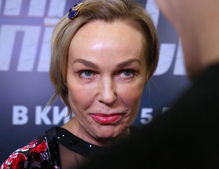 Тропический шторм заставил актрису Наталью Андрейченко сбежать из родного дома