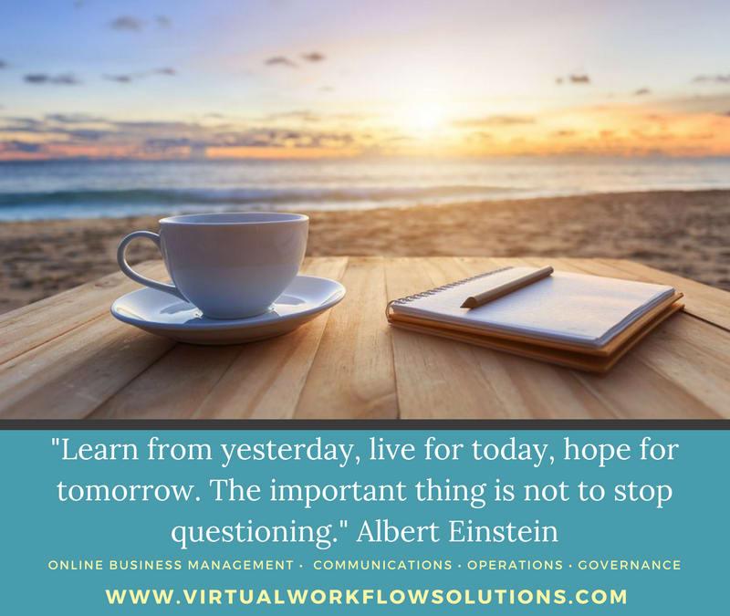 Virtual Workflow Solutions VIrtual Management
