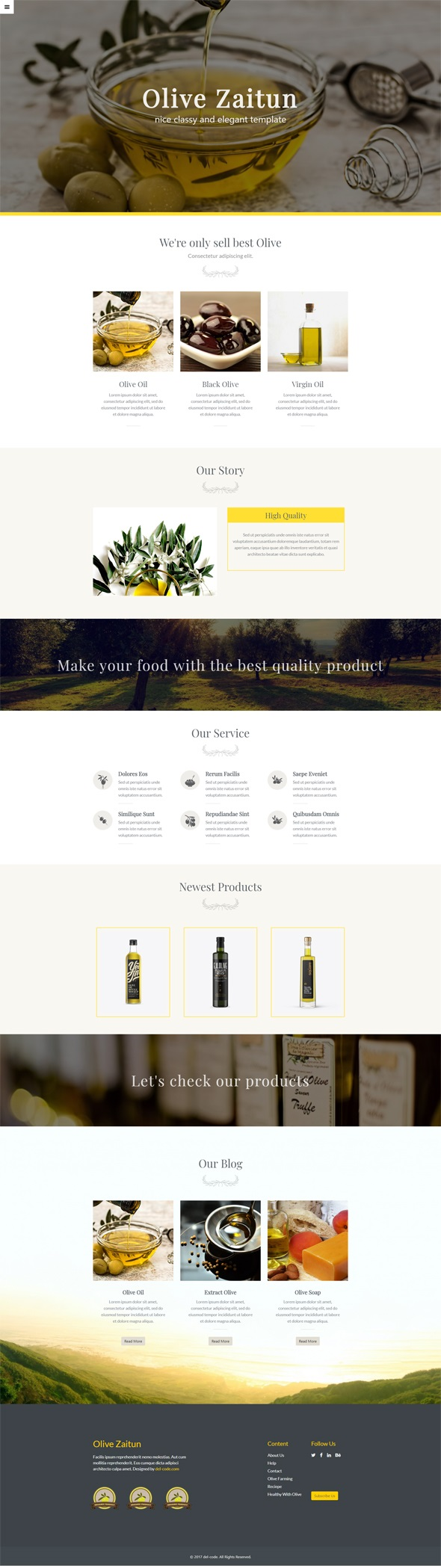 Olive Zaitun - 3