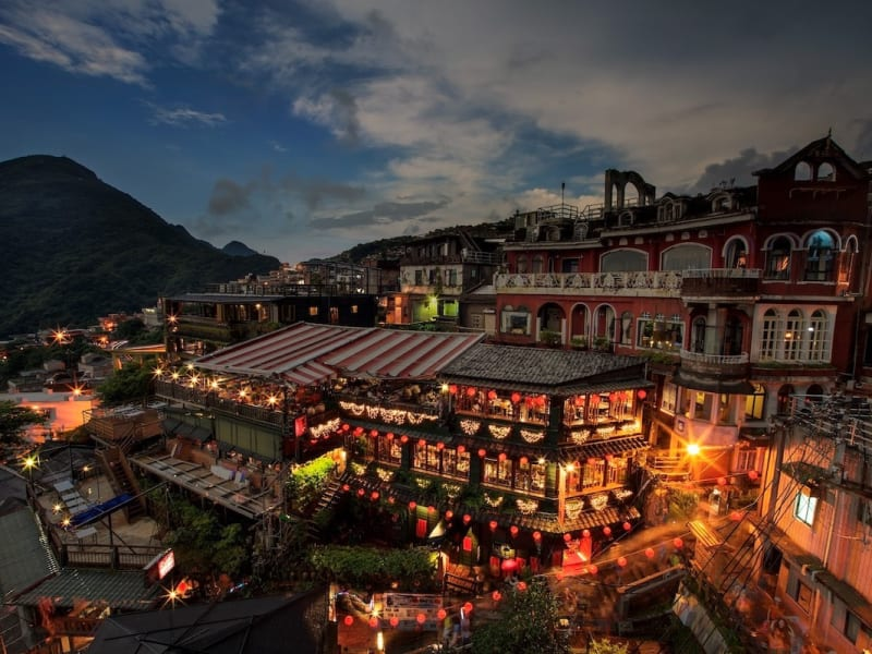 A flexible, 8 hour schedule allows you to venture into Taipei's mountainous villages