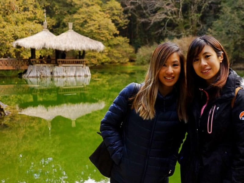 Day 2: Visit Yuantan Ecological Park, known for beautiful natural landscape
