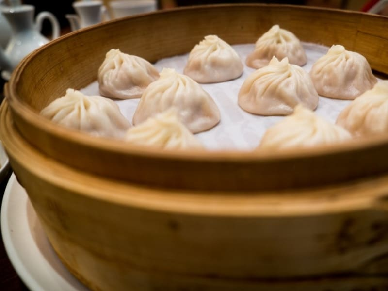 Eat your fill of Xiao Long Bao at Din Tai Fung