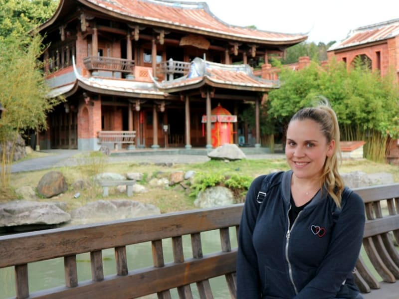 良い台湾式古民家―林安泰古厝(リンアンタイグゥツォ)