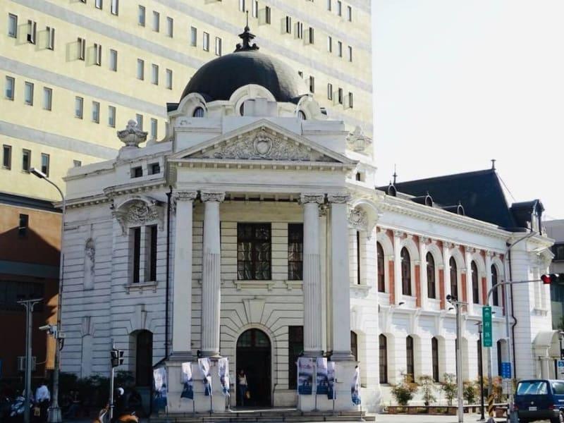 台中市役所